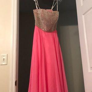 Size 8 Sherri Hill prom/pagent dress